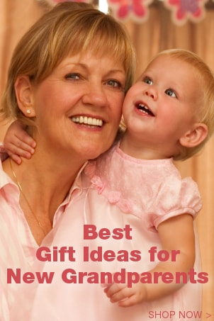 Best Gift Ideas for New Grandparents