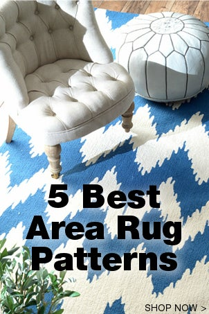 5 Best Area Rug Patterns