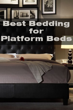 Best Bedding for Platform Beds