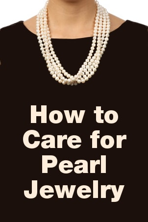 How to Care for Pearl Jewelry