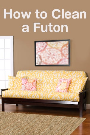 How to Clean a Futon