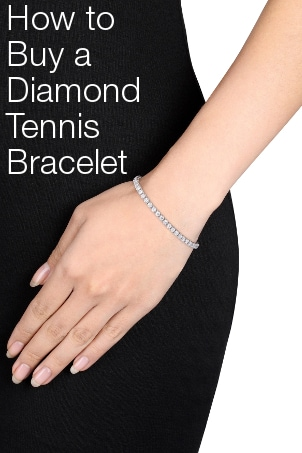 How to Buy a Diamond Tennis Bracelet