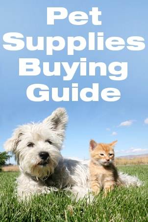Pet Supplies Buying Guide