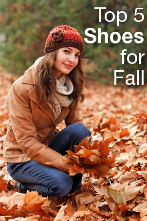 Top shoes for fall