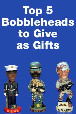 Top 5 Bobbleheads to Give as Gifts