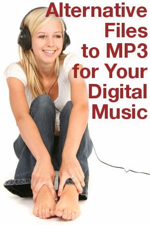 Alternative Files to MP3 for your Digital Music