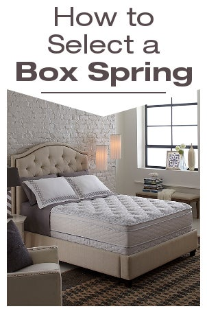 How to Select a Box Spring