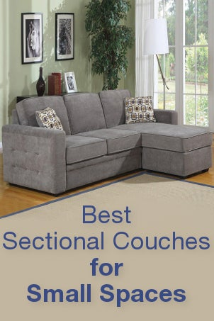 Best sectional couches for small spaces - Rooms for small spaces collection ...