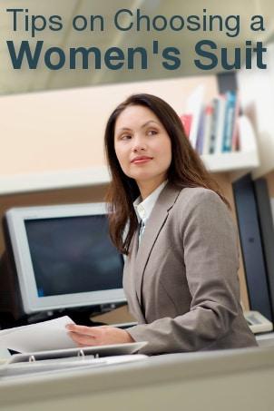 Tips on Choosing a Women's Suit