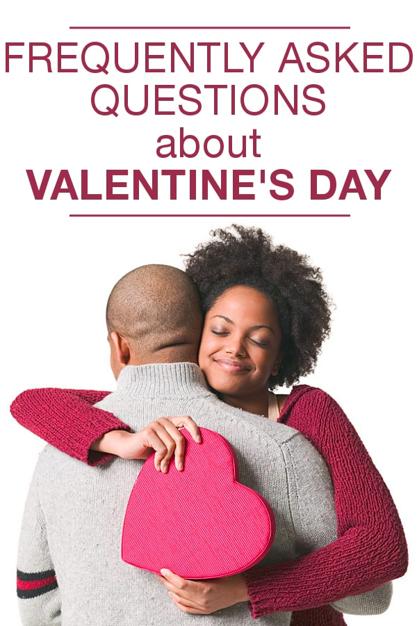 FAQs about Valentine's Day