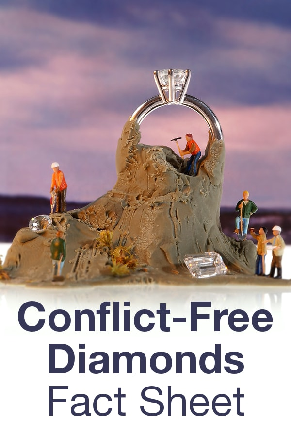 Conflict-Free Diamonds Fact Sheet