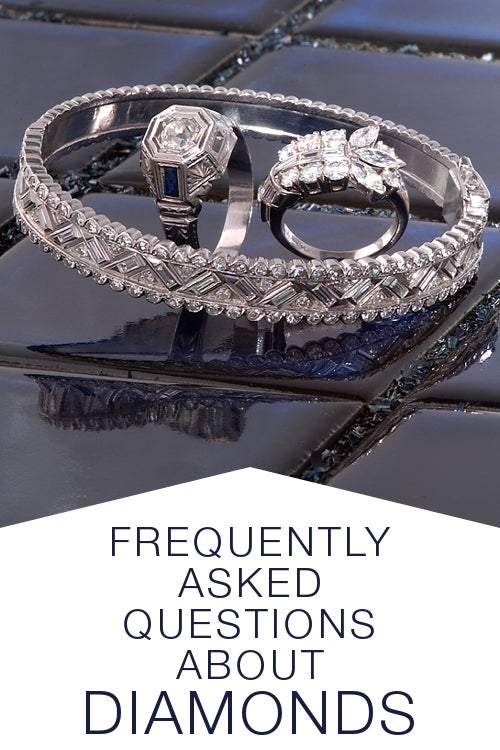 FAQs about Diamonds