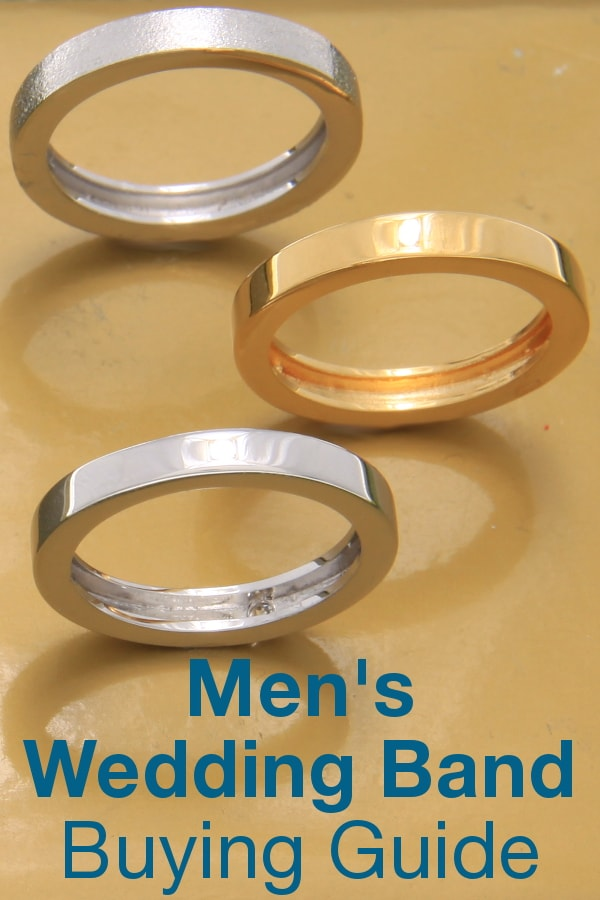 Men's Wedding Band Buying Guide