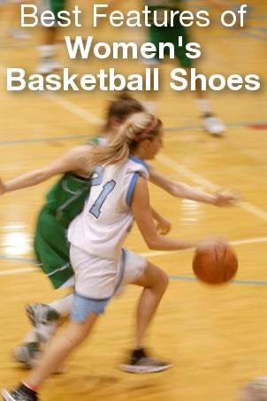 Best Features of Women's Basketball Shoes