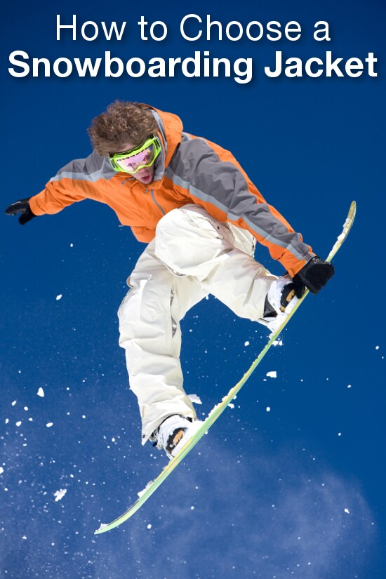 How to Choose a Snowboarding Jacket from Overstock™. Here's how to choose a snowboarding jacket that meets your technical requirements and suits your personal style.