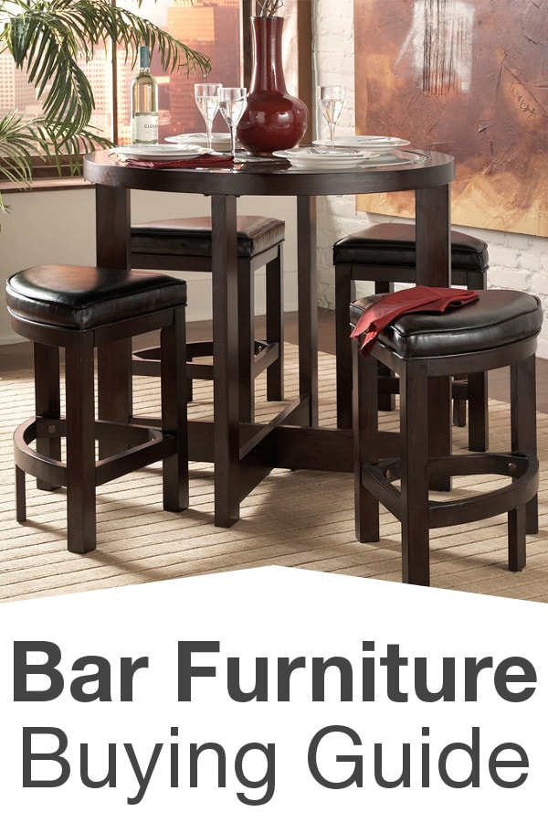 Bar Furniture Buying Guide