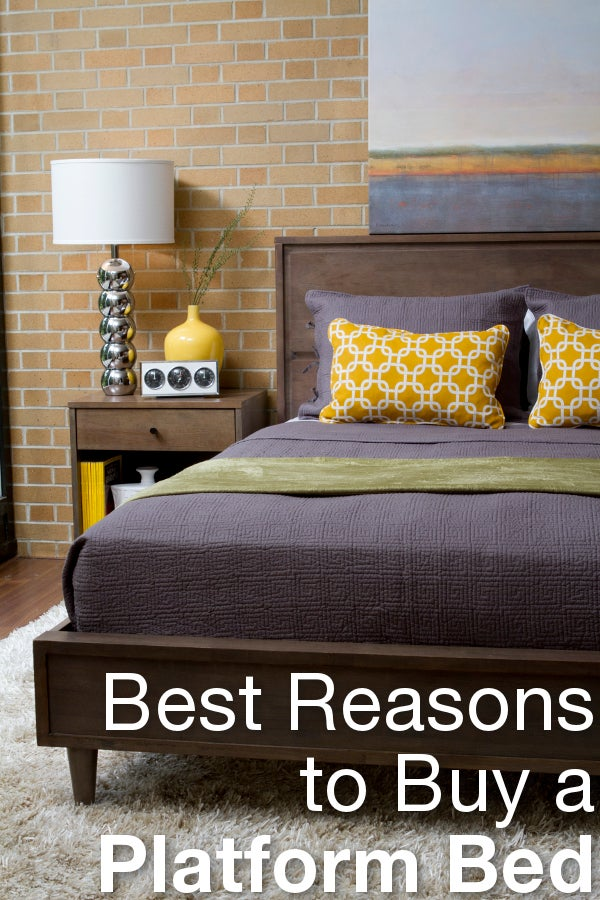 Best Reasons to Buy a Platform Bed