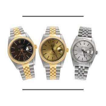 Shop Pre-Owned Rolex Watches