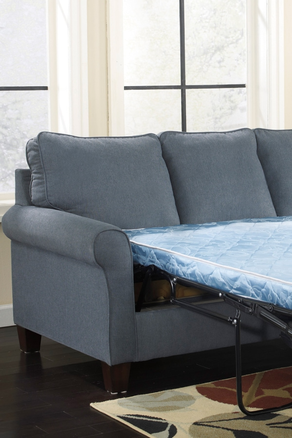 how to make a pull out sofa bed more comfortable. Black Bedroom Furniture Sets. Home Design Ideas