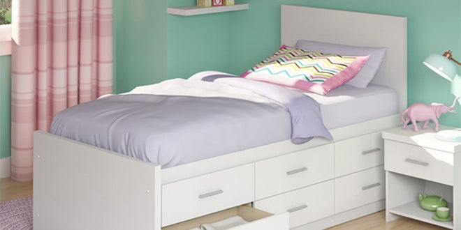 Up to 40% off + Extra 10% off Select Kid's Furniture*