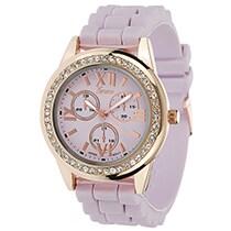 Geneva Silicone Watch
