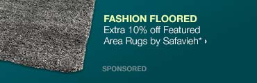 Fashion: Floored>>Extra 10% off Featured Area Rugs by Safavieh*