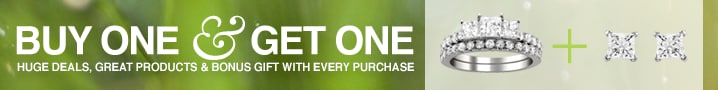 Buy One & Get One. Huge deals, great products & bonus gift with every purchase