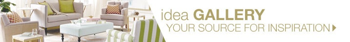 idea GALLERY. Your source for inspiration.