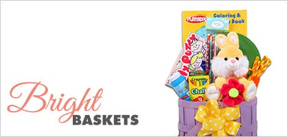 Bright Baskets