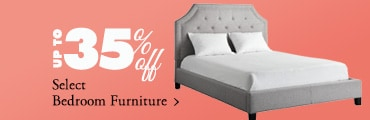 Extra 10% off Select Bedroom Furniture