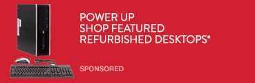 Shop Featured Refurbished Desktops