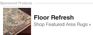 Floor Refresh - Shop Featured Area Rugs