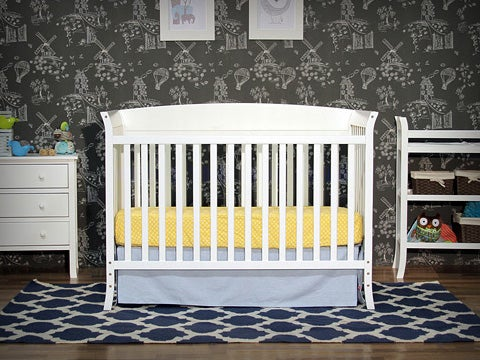 Fancy Baby Crib