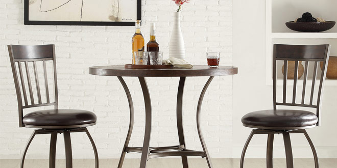 Up to 30% off + Extra 10% off Select Dining Room Furniture*