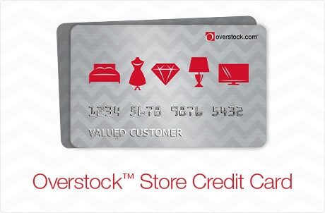Overstock™ Store Card