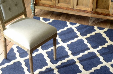 Up to 45% off + Extra 15% off Select Area Rugs*