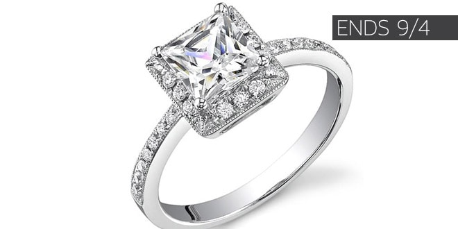 Up to 60% off + Extra 10% off Select Diamonds*