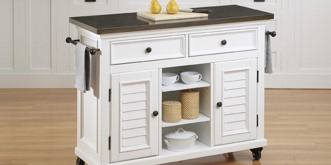 Up to 40% off + Extra 10% off Select Kitchen & Dining*