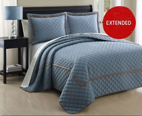 Up to 45% off + Extra 10% off Select Bedding & Bath*