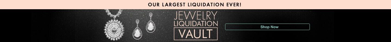 Our largest liquidation ever! Jewelry Liquidation Vault - Shop Now
