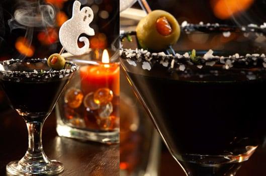 Delicious Halloween Cocktail