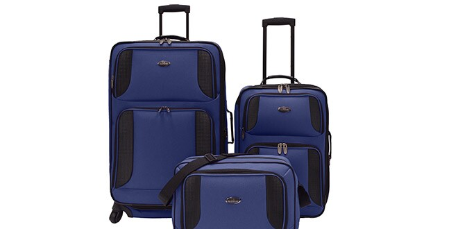Up to 45% off Luggage & Bags