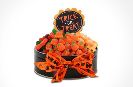 Tasty Halloween Candy