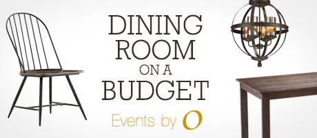 Events by O. Dining Room on a Budget