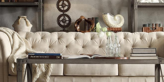 Up to 40% off + Extra 10% off Select Living Room Furniture*