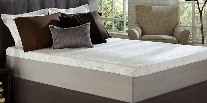 Up to 60% off Mattresses & Memory Foam