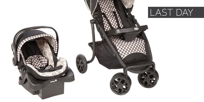 Up to 40% off + Extra 10% off Select Baby Products* - Last Day