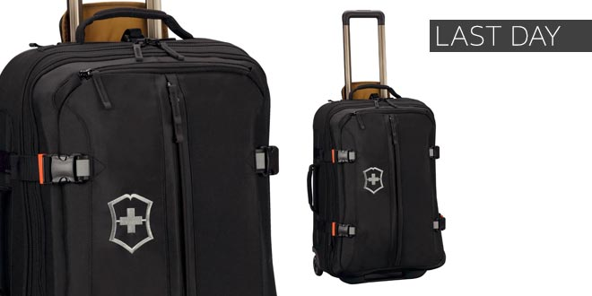Up to 50% off + Extra 10% off Select Luggage & Bags* - Last Day