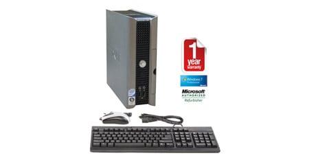 Dell OptiPlex 760 Dual Core 3.0GHz 2048MB 320GB Windows 7 Professional (64-bit) Computer (Refurbished)
