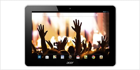 """Acer ICONIA A3-A10-81251G03n 32 GB Tablet - 10.1"""" - In-plane Switchin"""